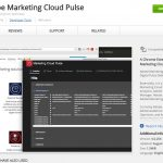 Adobe Marketing Cloud Pulse Chrome Extension